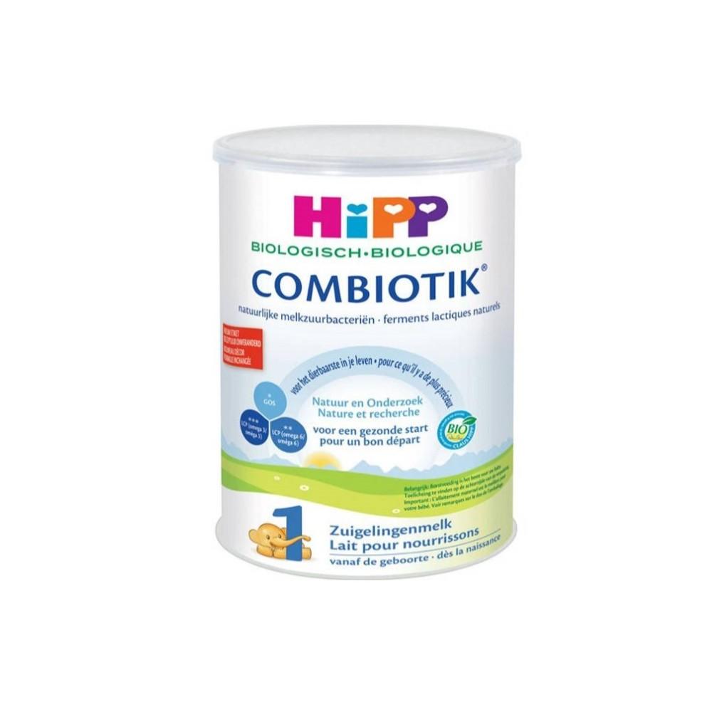 HiPP Dutch Stage 1 Organic Combiotik Infant Milk Formula ...