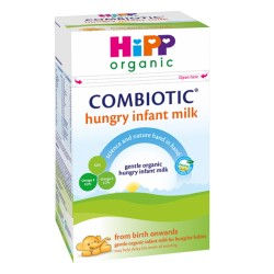 Hipp UK Hungry infant milk powder - 800g – From birth