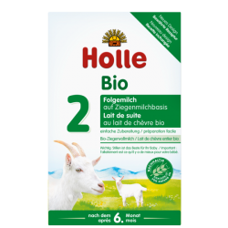 Holle Goat Stage 2 400g - Wholesale 16 Pack