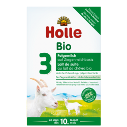 Holle Goat Stage 3 400g - Wholesale 24 Pack