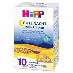 HiPP Goodnight 500G - 10+ Months (German Version)
