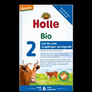 Holle Organic Infant Follow-on Formula 2