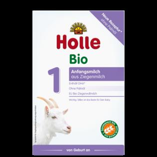 Holle Organic Infant Goat Milk Formula 1