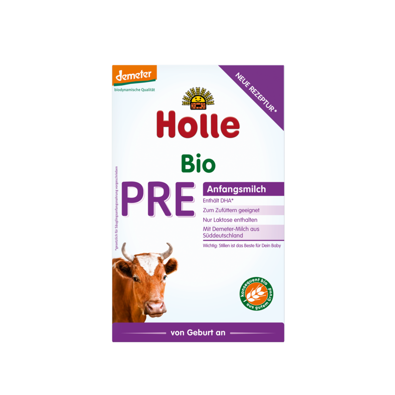 Holle Organic Stage PRE