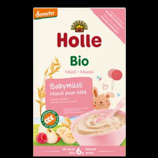 Organic Baby Muesli...