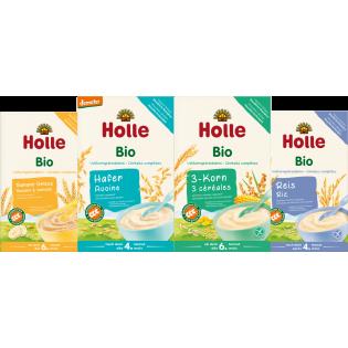 Organic Porridge Variety...